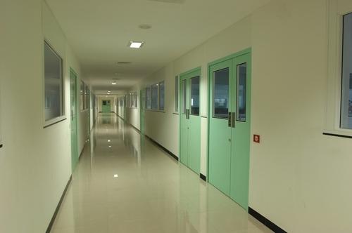 GI Clean Room Doors