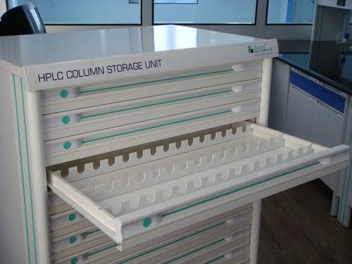 HPLC Column Storage Unit