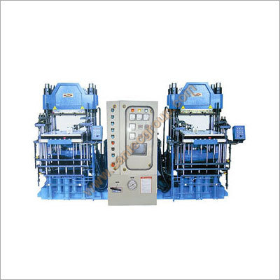 Upstroking Type Compression Moulding Presses