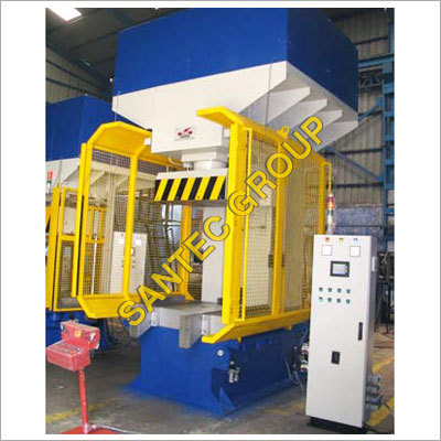 C Frame Type Power Press