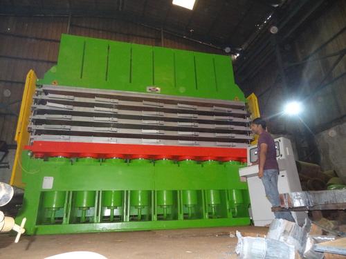 Precured Tread Rubber Molding Presses