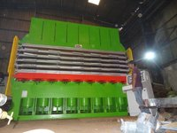 Precured Tread Rubber Molding Presses