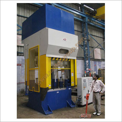 SMC Moulding Presses