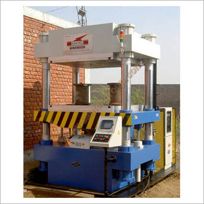 Solid Tyre Molding Press