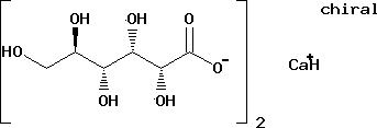 Calcium gluconate monohydrate