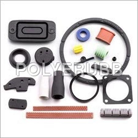 Elastomer Molded Product