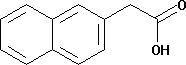 Naphthylacetic acid