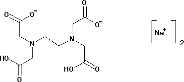 Ethylenedinitrilotetraacetic acid disodium salt dihydrate