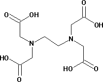 Ethylenedinitrilotetraacetic acid
