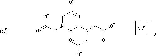 Ethylendiamintetraacetic Acid Calcium Disodium Salt Dihydrate