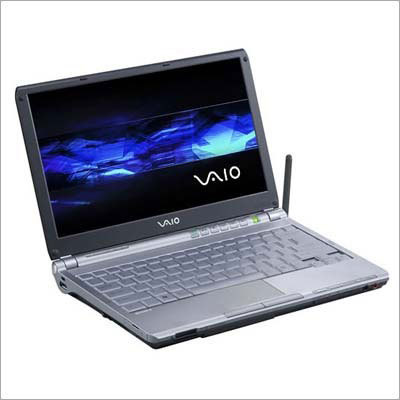 Mini Laptop Sony Vaio