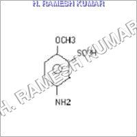 Para Anisidine Ortho Sulfonic Acid