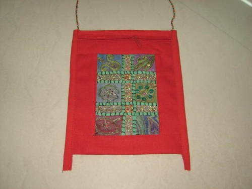 Passport Embroidery Bags