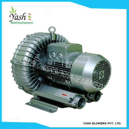 Side Channel Vacuum Blower
