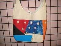 Cotton Sequin Bags
