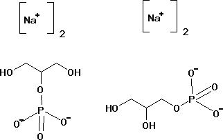 Sodium glycerophosphate hydrate