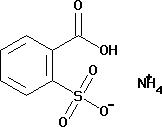 2-Sulfobenzoic Acid Ammonium Salt