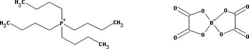 Tetra-n-butylphosphonium bis(oxalato-(2)-borate)