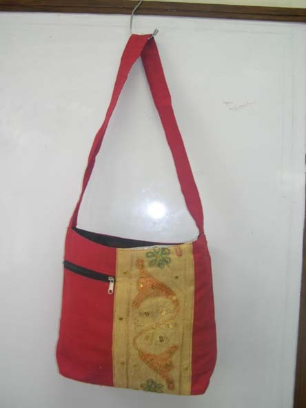 Fashion Embroidered Canvas Bags