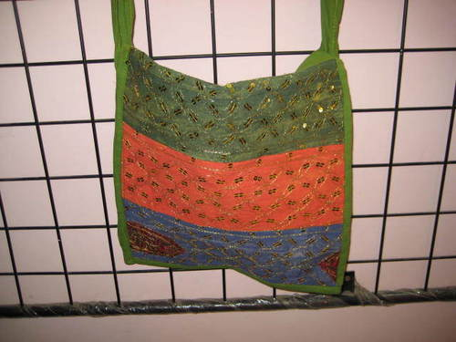 Embroidered Beach Bags