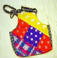 Multicolor Cotton Bags