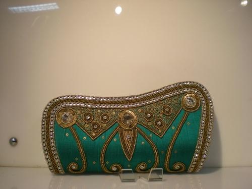 Beaded Zircon Handbags