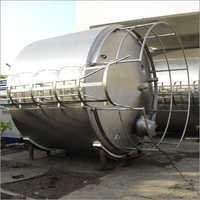 Fabricated Cream Storage Tanks