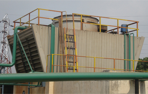 Electronic Timber Cooling Towers