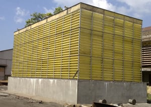 Domestic Fanless Cooling Tower