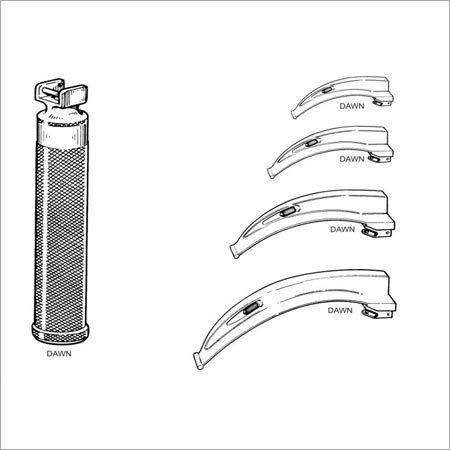 Magill Intratracheal Catheter Forceps