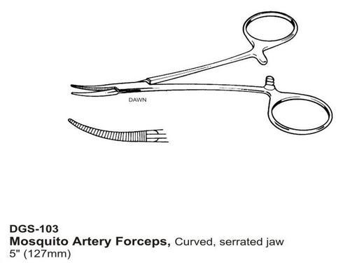 Mosquito Artery Foreceps