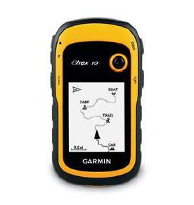 Handheld GPS devices