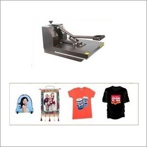 Digital Flat Press Machine