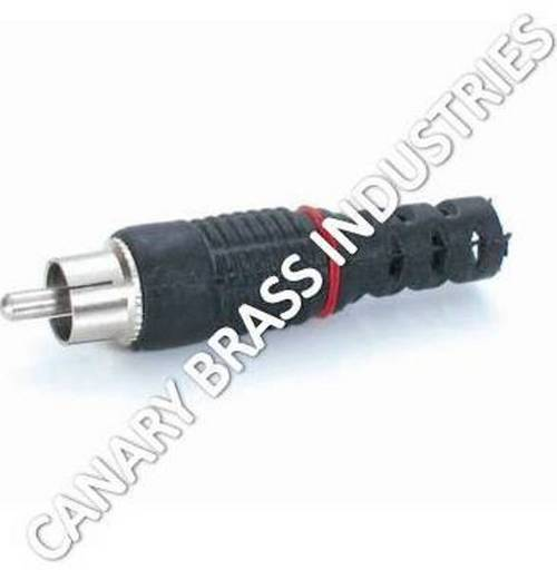 RCA Co-Axial Plug