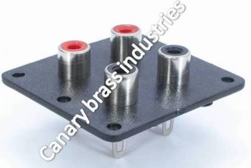 RCA Four Socket