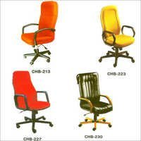 Long Back Executive Chairs