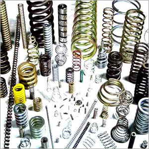 Steel Helical Springs