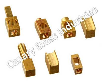 Brass Switch Gear Components