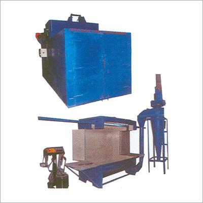 Industrial Powder Coating Plant