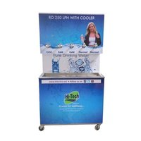 Cooler 250 litter with inbuilt RO system