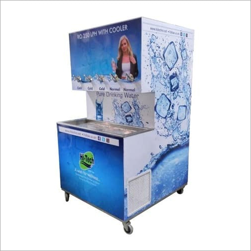 Water cooler with RO Purifier capacity 250 lph