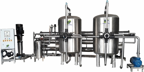 10,000 lph Industrial RO System