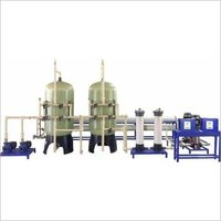 Industrial RO Plants RO10000 to 15000 LPH
