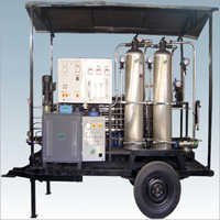 Mobile Industrial RO Plants