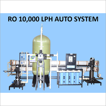 Industrial RO Plant 10000