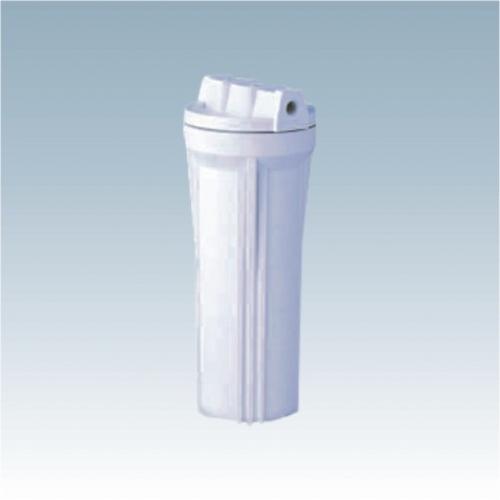 White Filter Housing