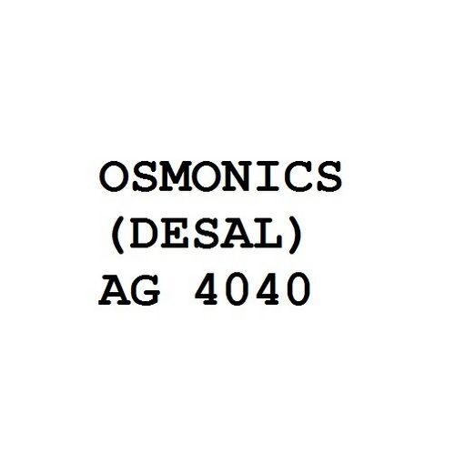 Osmonics (Desal) Ag 4040