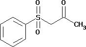 Phenylsulfonylacetone