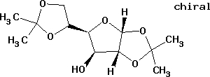 Di-O-isopropylidene-α-D-glucofuranose