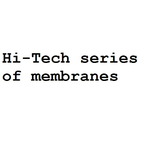 Hi-Tech series of membranes